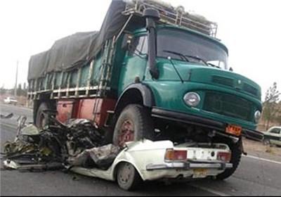 ۳۵۸ نفر در تصادفات جاده ای مازندران فوت کردند