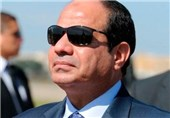 """السیسی: """"طرفهای خارجی"""" از تروریسم در سینا حمایت میکنند/دولت مصر هرگز سقوط نخواهد کرد"""