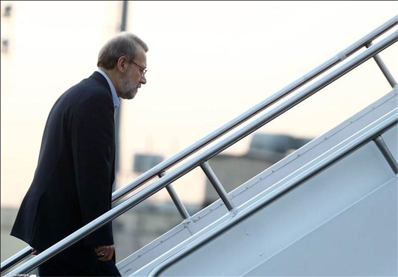 غدا.. لاریجانی یبدأ جولة تقوده الى روسیا وبیلاروسیا
