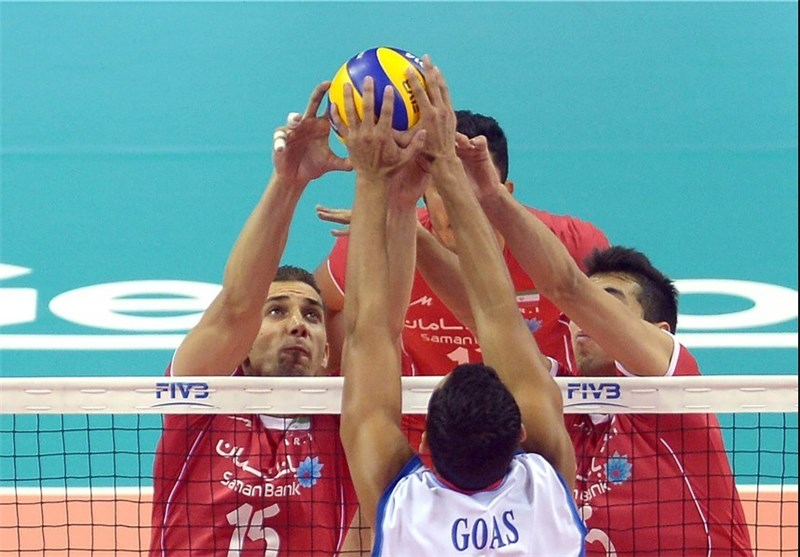 Iran Cruises to Easy Win over Puerto Rico in FIVB World Championship