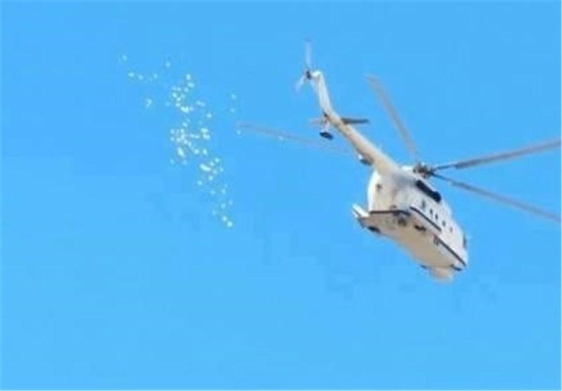 Iranian Chopper Crashes in Persian Gulf