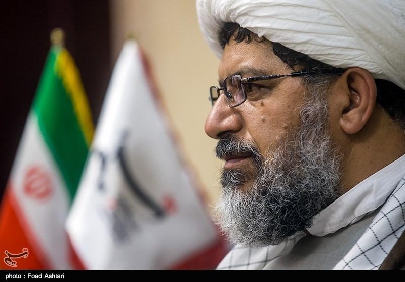 حجت الاسلام شیرازی مسئول نمایندگی ولیفقیه در نیروی قدس سپاه