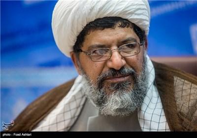 حضور حجت الاسلام شیرازی در خبرگزاری تسنیم