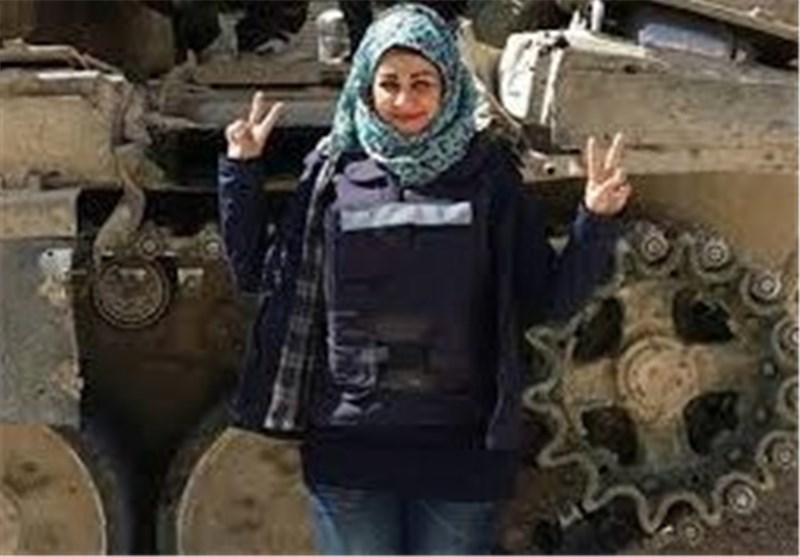 إعلامیة سوریة: معرکة جوبر من أصعب المعارک وسوریة تتعرض لحرب إعلام وإشاعات