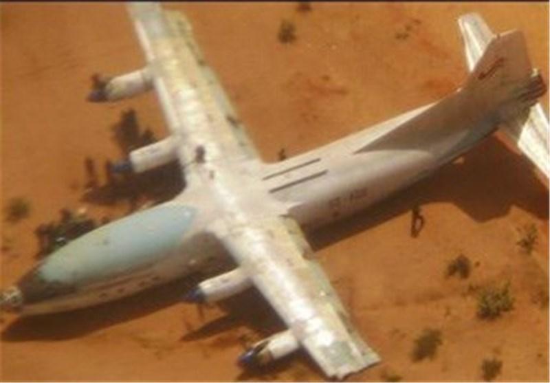 طائرة سودانية