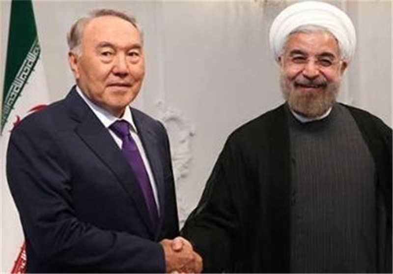 Iran, Kazakhstan Ink Several MoUs