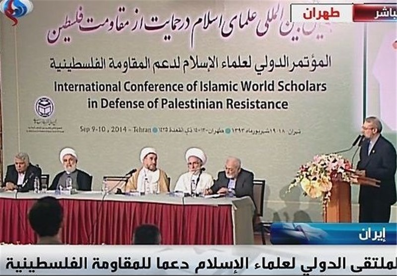 بدء أعمال ملتقى علماء الاسلام دعما للمقاومة الفلسطینیة