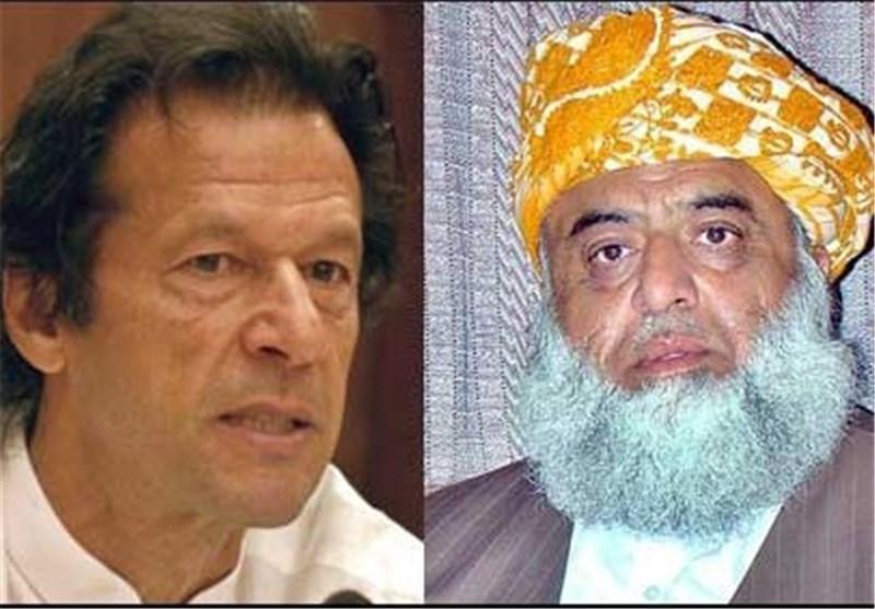 یادداشت| پیروز میدان رقابت بین فضل الرحمان و عمران خان چه کسی خواهد بود؟