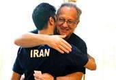 تشویق شدید ولاسکو در سالن دوازده هزار نفری آزادی