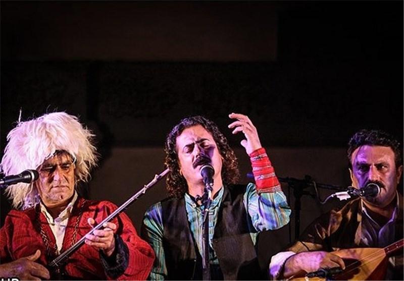 تصاویر اختتامیه جشنواره موسیقی تهران