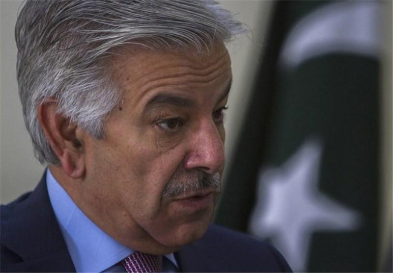 وزیر دفاع پاکستان