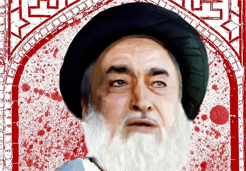 مراسم بزرگداشت سالگرد شهادت شهید محراب در تبریز برگزار شد
