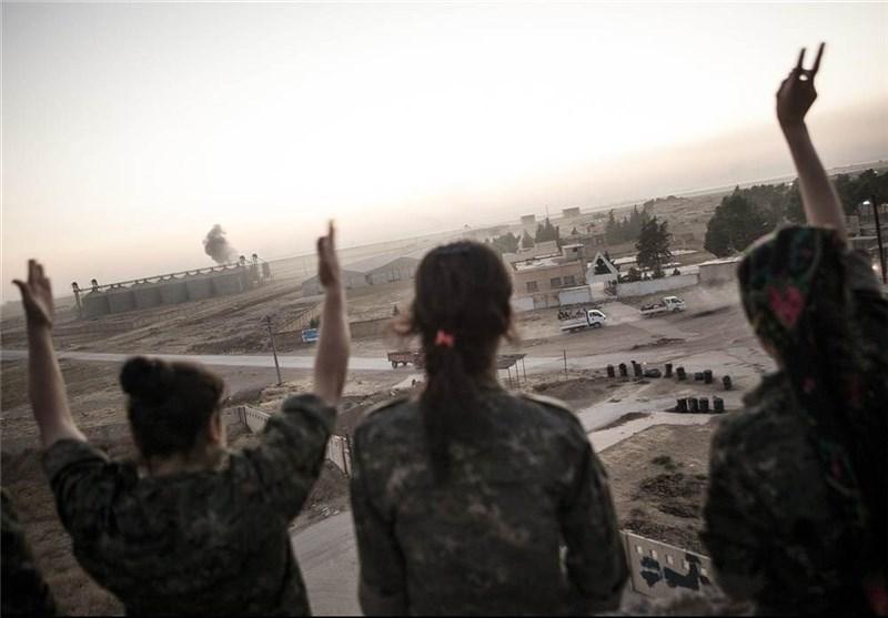 ISIL under Heavy Assault by Kurds in Iraq