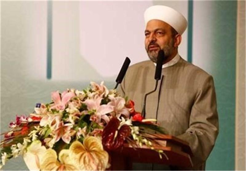 الشیخ علاء الدین زعتری