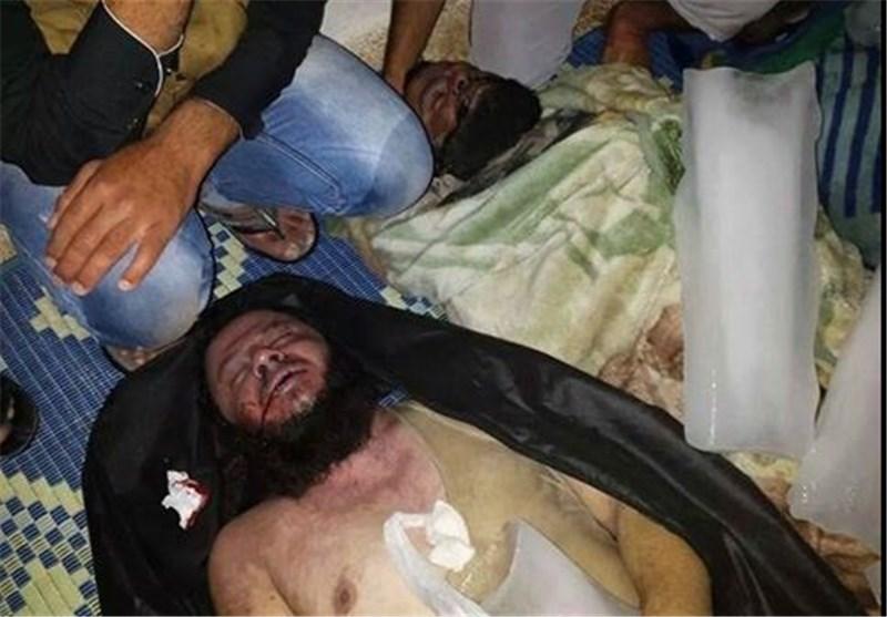"""حرکة """"أحرار الشام """" الإرهابیة فی سوریا تعترف بهلاک قائدها و 50 قیادیاً فی صفوفها +صور"""