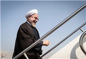 President Rouhani Leaves for Istanbul to Attend OIC Summit