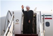Iran President Leaves for New York to Attend UNGA