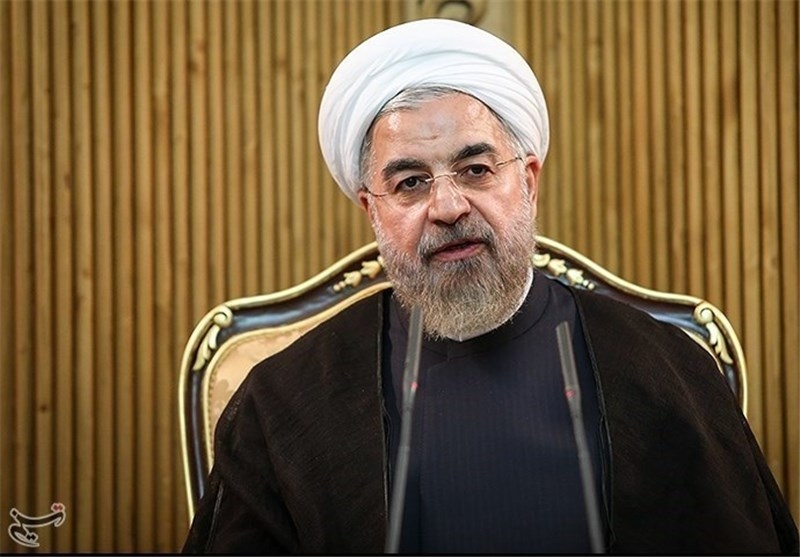 Handshake Won't Resolve Iran-US Problems: Rouhani
