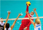 Iran Beats Kazakhstan in U-23 Asian Women's Volleyball Championship