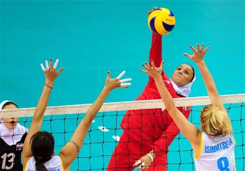 Iran Beats Kazakhstan in U-23 Asian Women's Volleyball Championship