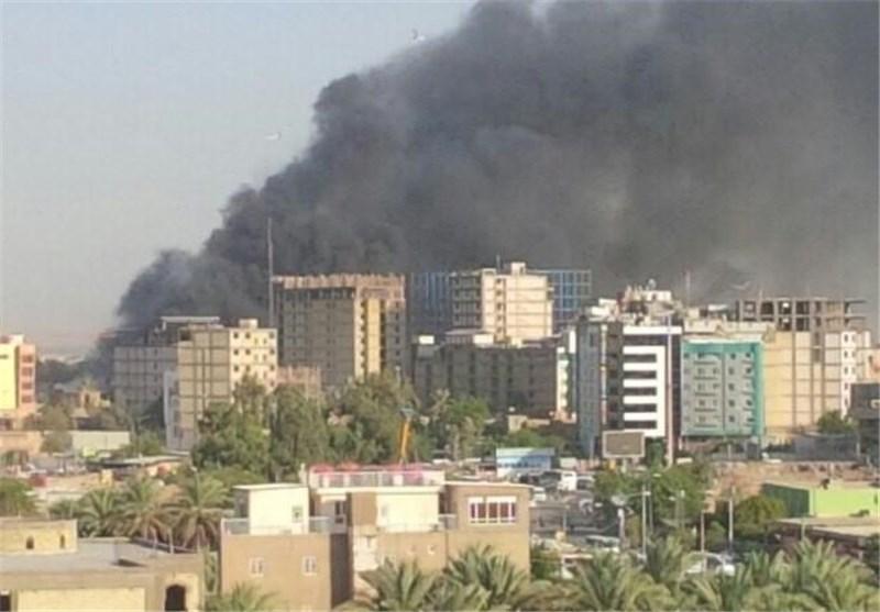 12 شهید در انفجار انبار تسلیحات در نزدیکی کربلا