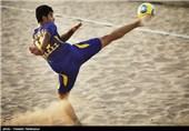 لیگ برتر فوتبال ساحلی کشور - دریانوردان بوشهر و گلساپوش یزد