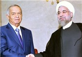 President Describes Iran as Region's Safe Transit Route