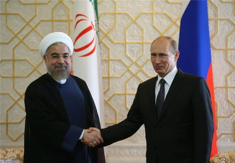 Russia Remains Open to Cooperation with Iran, Putin Tells Rouhani