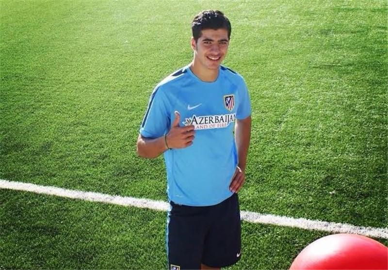 Iran's Ezatolahi Signs for Belgian Club Eupen