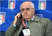 تاوکیو از ریاست فدراسیون فوتبال ایتالیا استعفا کرد