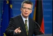 وزیر کشور آلمان