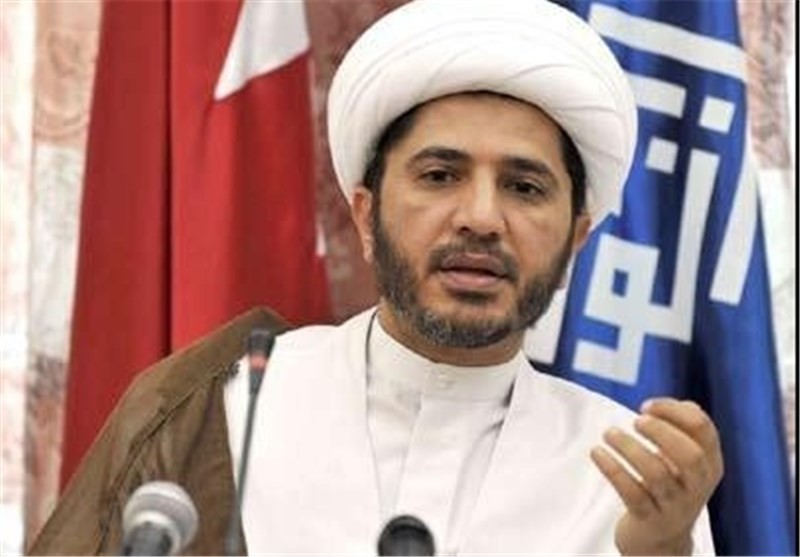 الشیخ سلمان یدعو الى مسیرة جماهیریة الجمعة فی البحرین