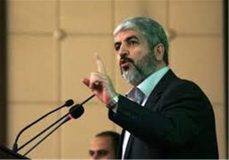 مشعل: حماس لا تتدخل فی الشأن المصری الداخلی