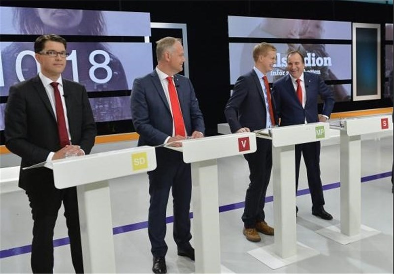 Polls Show Narrow Opposition Win in Sweden Vote