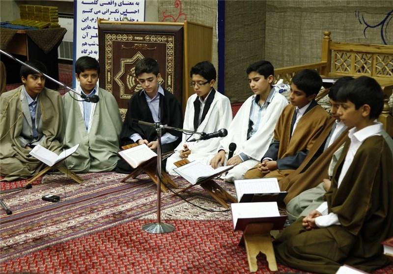 تشکیل دبیرخانه دائمی تربیت قاریان نوجوان