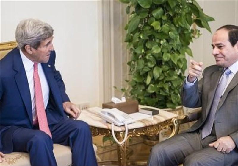 گفتوگوی راهبردی واشنگتن و قاهره از سرگرفته میشود