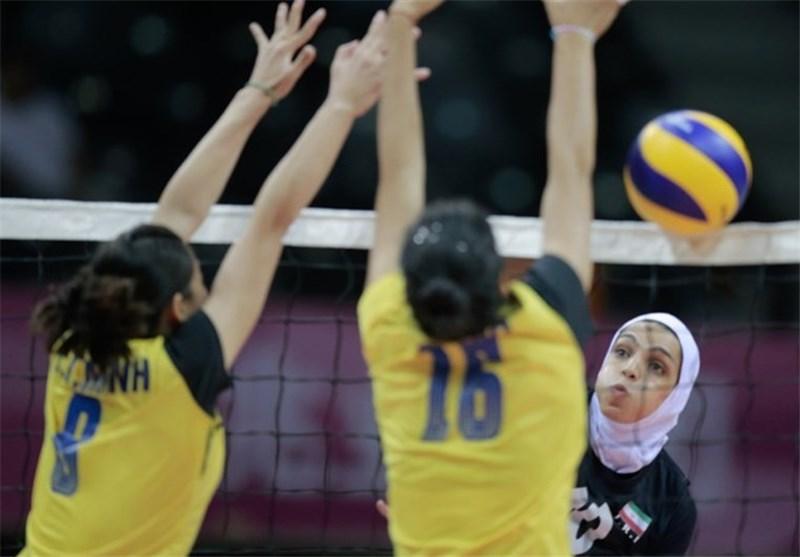 U-23 Asian Women's Volleyball Championship: Iran Loses to Chinese Taipei