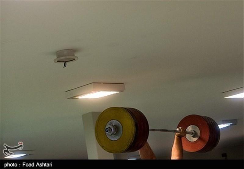 وزنهبرداران 69 کیلوگرم ایران روی سکو نرفتند