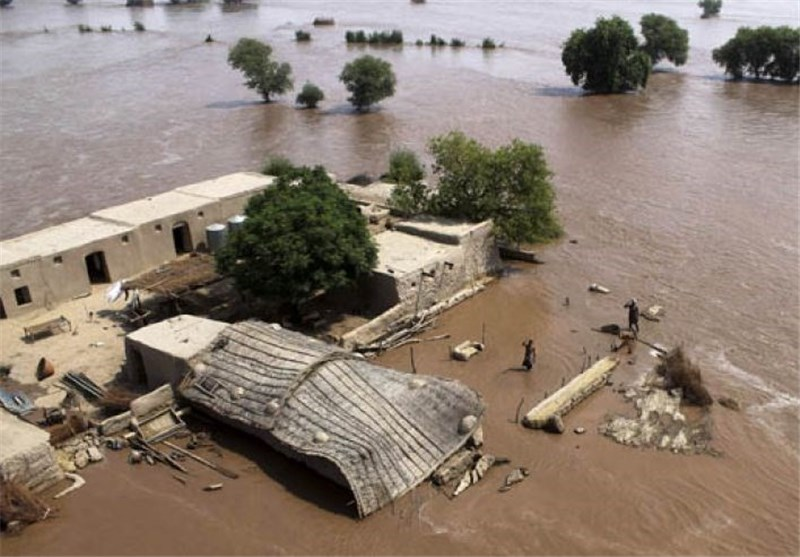 Heavy Rains Trigger Flood Fears in Kashmir, 10 People Buried Alive