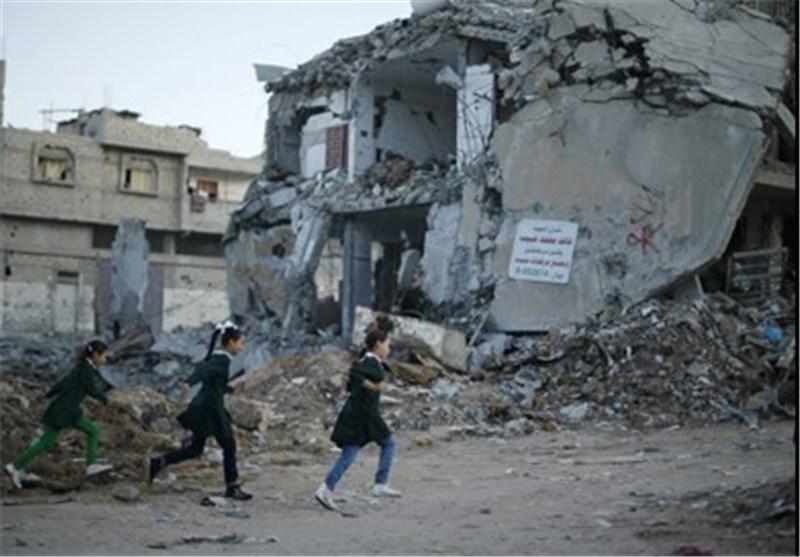 """صحیفة أمریکیة : مؤتمر إعمار غزة """"تمثیلیة"""" وأرقامه المالیة """"خدعة"""""""
