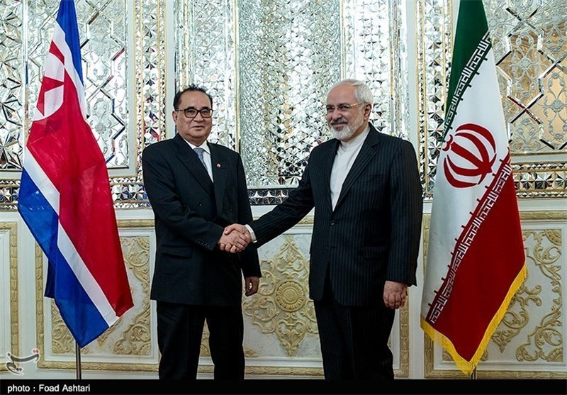 FM: Private Sectors Can Bolster Iran-North Korea Ties