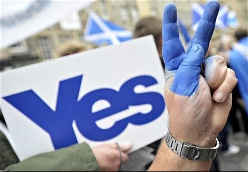 Scotland's 'Yes' Campaign Winning Facebook Battle