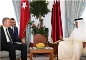 امیر قطر امروز در ترکیه