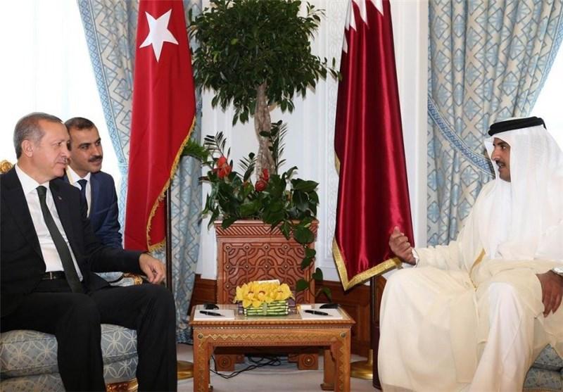 ترکیه حدود 200 هواپیمای باری به قطر ارسال کرده است