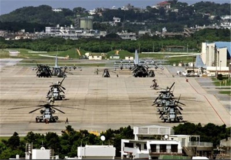 Protests in Japan as Work to Relocate US Base Resumes