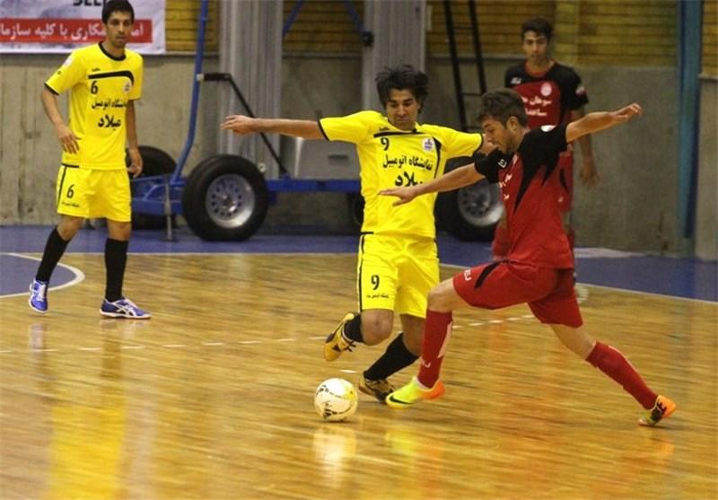 Iran's Tasisat Daryaei Learns Opponents in AFC Futsal Club Championship