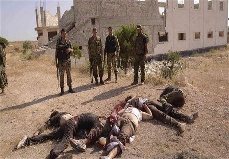 کمین محکم للجیش السوری فی القلمون ومقتل 37 من داعش بدیر الزور