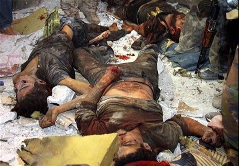 الجیش السوری یتصدى لإرهابیین حاولوا التسلل إلى أطراف دمشق عبر مجاری الصرف الصحی+صور