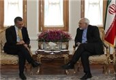 Iranian FM Hopes for EU's More Active Role in Nuclear Talks