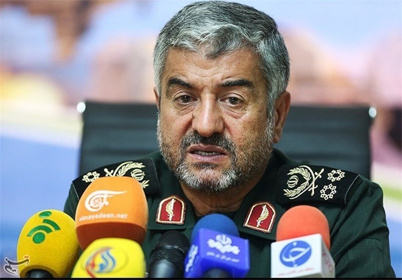 IRGC Commander Highlights Iran's Full Control over Southern Waters